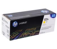 Картридж HP Q3962A желтый для HP Color LaserJet 2550 / 2820 / 2840 оригинальный