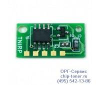 Чип пурпурного картриджа Konica Minolta bizhub C250/C252/C252P