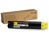 Картридж желтый Xerox Phaser 6700 повышенной емкости,оригинальный