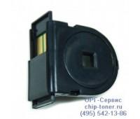 Чип голубого картриджа Epson AcuLaser C3800N