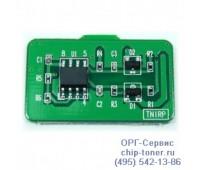 Чип черного картриджа Samsung CLP-610ND / 660N / 660ND