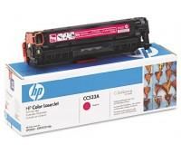 Картридж пурпурный  HP Color LaserJet CP2025 / CM2320mfp/fxi оригинальный
