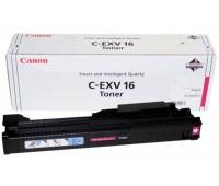 Картридж C-EXV16 пурпурный для Canon CLC 4040 / 5151 оригинальный