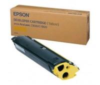 Картридж желтый S050097 для Epson AcuLaser C900 / C1900 оригинальный