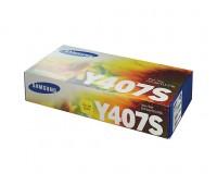 Картридж желтый Samsung CLP-320 / 325 CLX-3185 оригинальный