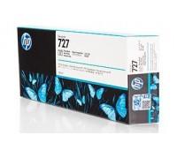 Картридж фото-черный F9J79A / HP 727 повышенной емкости для HP DesignJet T920 / T930 / T1500 / T1530 / T2500 / T2530 (300МЛ.) оригинальный