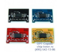 Чип пурпурного картриджа Samsung CLP-300 / CLX-2160 / 3160N
