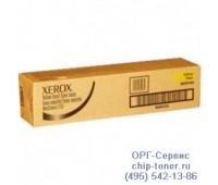 Картридж желтый Xerox WorkCentre 7132 / 7232 / 7242 оригинальный