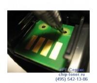 Чип черного тонер-картриджа Lexmark C950 / X950 / X952de / X954de