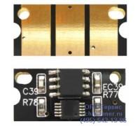 Чип желтого картриджа Konica Minolta bizhub c25 /  c35 /  c35p
