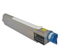Картридж желтый Oki C9600 / C9800 совместимый