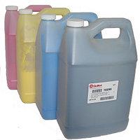 Тонер OKI C9600 / C9650 / C9655 / C9800 / C9650 / C9850 желтый (флакон, 1 кг., UniNet)