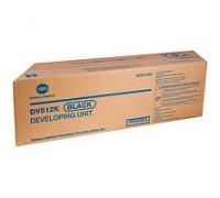 Блок девелопера A2XN03D / DV-512K черный Konica Minolta bizhub C224 / C284 / C364 / C454 / C554 оригинальный