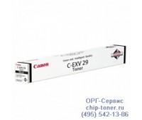 Картридж черный Canon C-EXV29Bk оригинальный